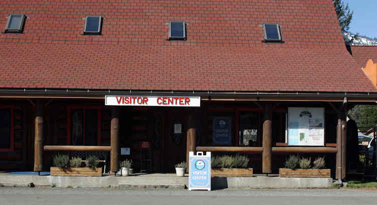 Packwood Visitor Center